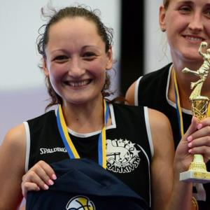 Кристина Филевич помогла сборной 3х3 пробиться на чемпионат Европы по баскетболу