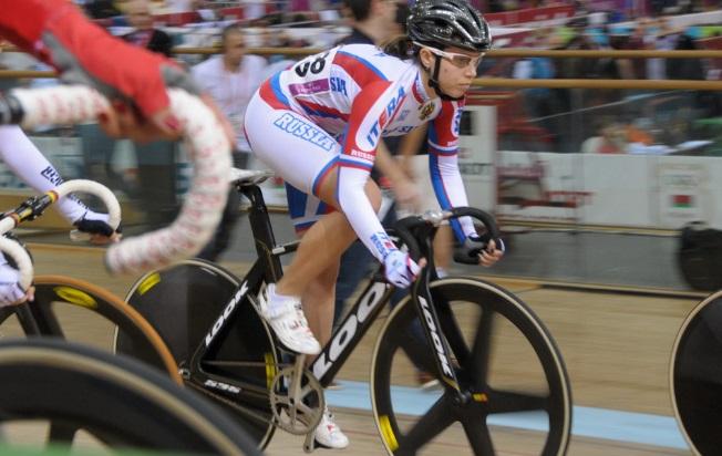 Белореченские велогонщицы завоевали медали на чемпионате России
