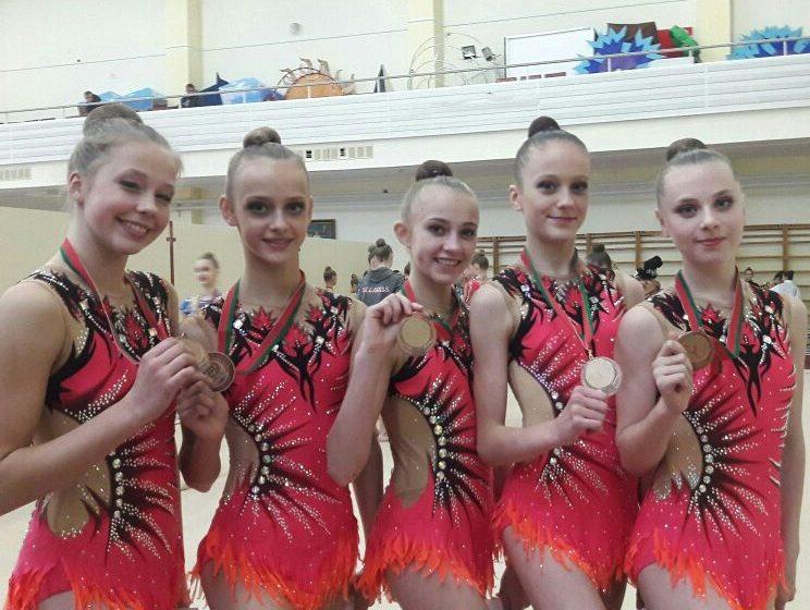 Гимнастки из Белореченска поразили своими выступлениями зрителей в Париже