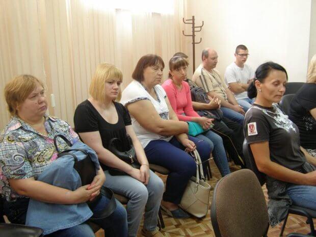 В Белореченске состоялась ярмарка вакансий для лиц с инвалидностью