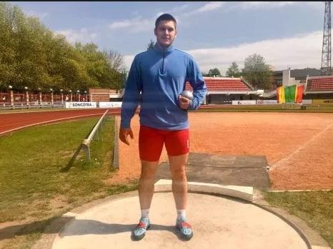 Белореченский спортсмен рассказал, как получил бронзу чемпионата мира по метанию молота