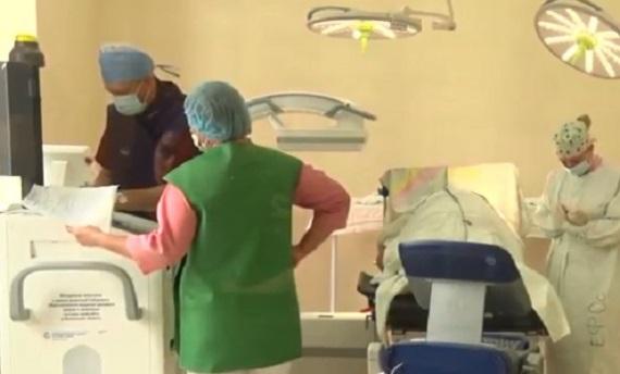 В Белореченская больница получила оборудование на 25 000 долларов