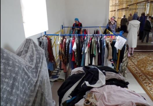 В Белореченске будут раздавать одежду и обувь семьям инвалидов и участникам ВОВ