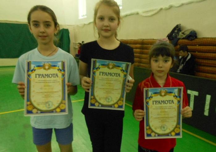 На чемпионате по настольному теннису юные белореченцы завоевали половину наград