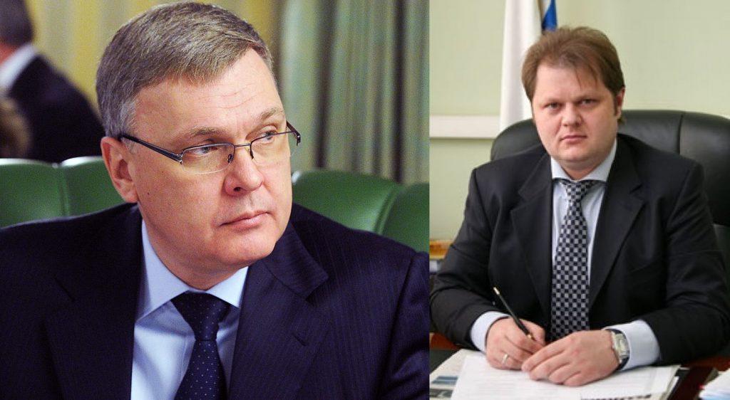 Токарев Владимир Александрович и Рейльян Юрий Угович