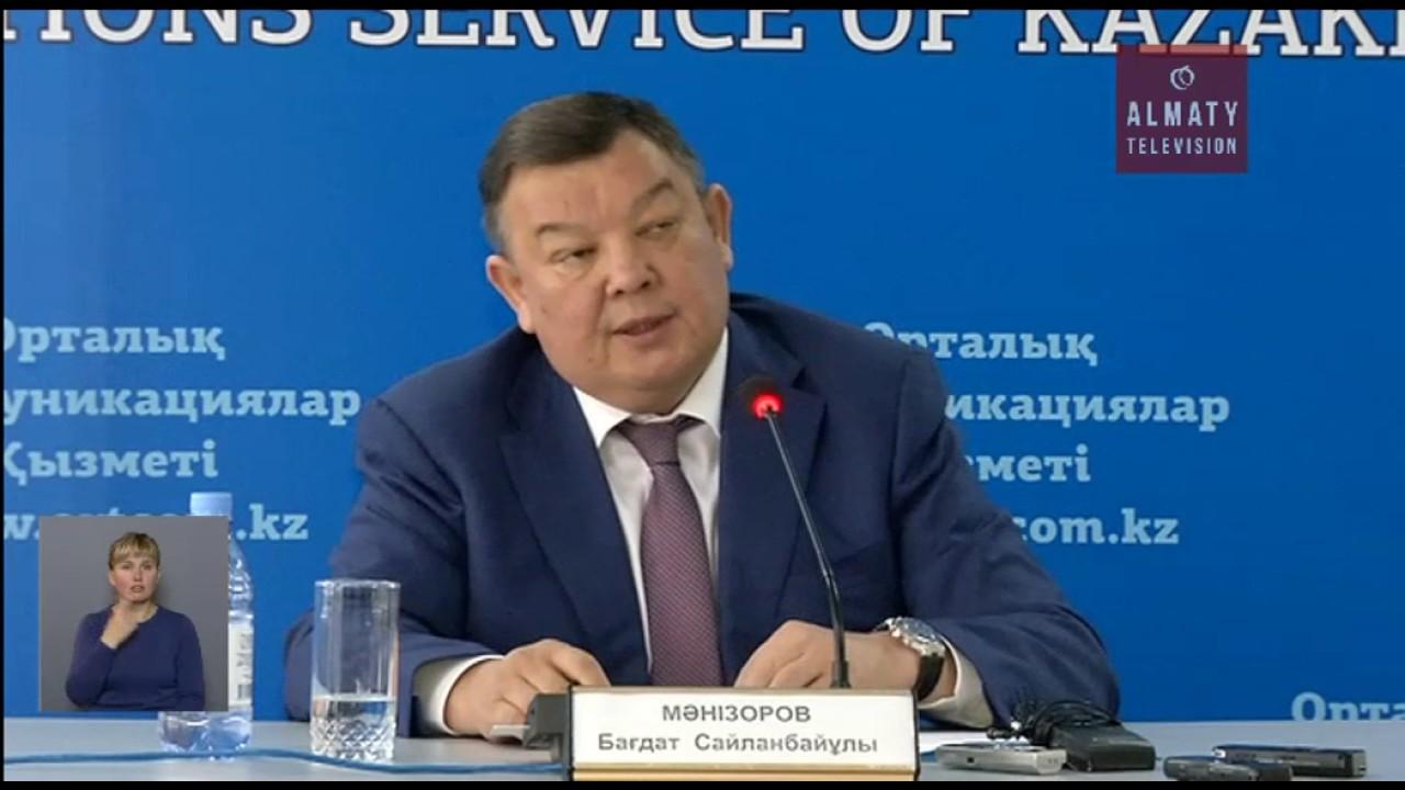 Багдат Манзоров и Ахметжан Есимов не комментируют миллионные взятки Генпрокуратуре РК